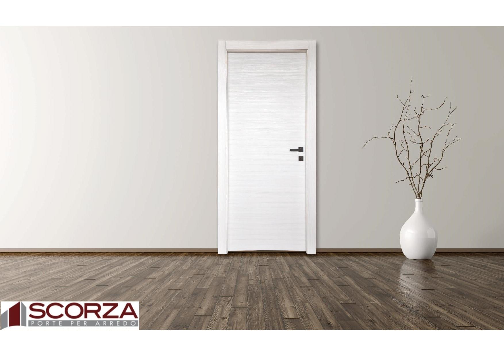 Porta Scrigno 60 Cm collezione matrix bianca ( palissandro white ) – scorza porte
